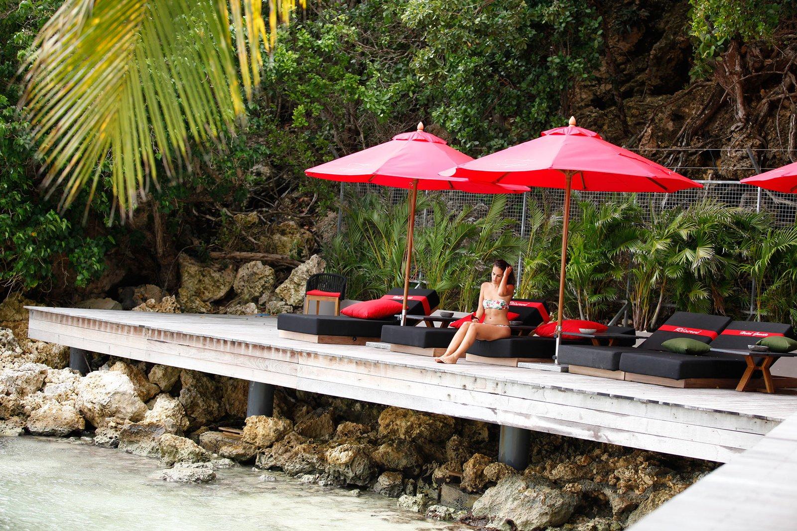 La Toubana Hotel & Spa, votre Boutique Hôtel en Grande-Terre en Guadeloupe avec une splendide vue sur les eaux turquoises des Caraïbes